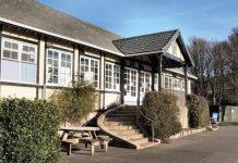 Dottie's cafe east brighton park