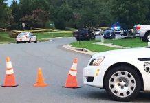 scene of crime Daniel Kevin Harris