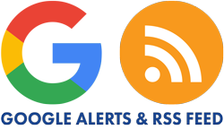 Google Alerts and RSS Feed