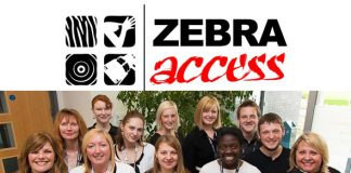 Zebra Access and the team