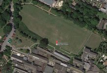 satellite view of margate deaf school
