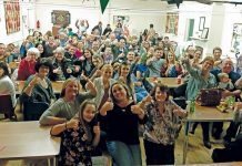 harlow deaf club group