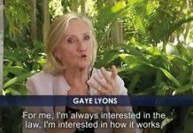 Gaye Lyons