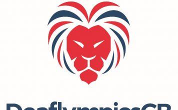Deaflympics GB - 2017 Great Britain Deaflympics Team logo