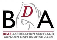 BDA Scotland logo