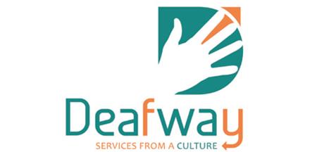 Logo - Deafway