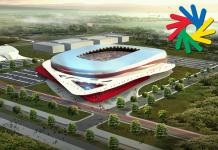 Samsun Arena, Samsun, Turkey