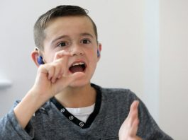 Danny Murphy (13) who is deaf has been nominated for a Chronicle Champion Award (Image: Newcastle Chronicle)
