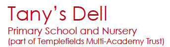Tany's Dell school logo