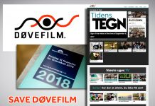 Døvefilm under threat